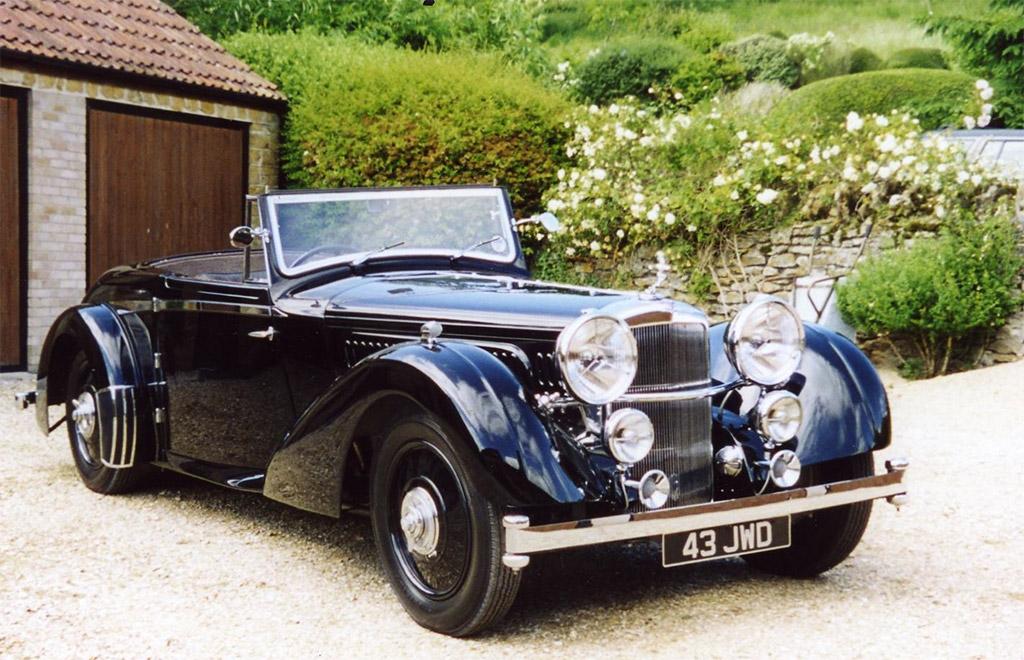 Alvis TA14 1948