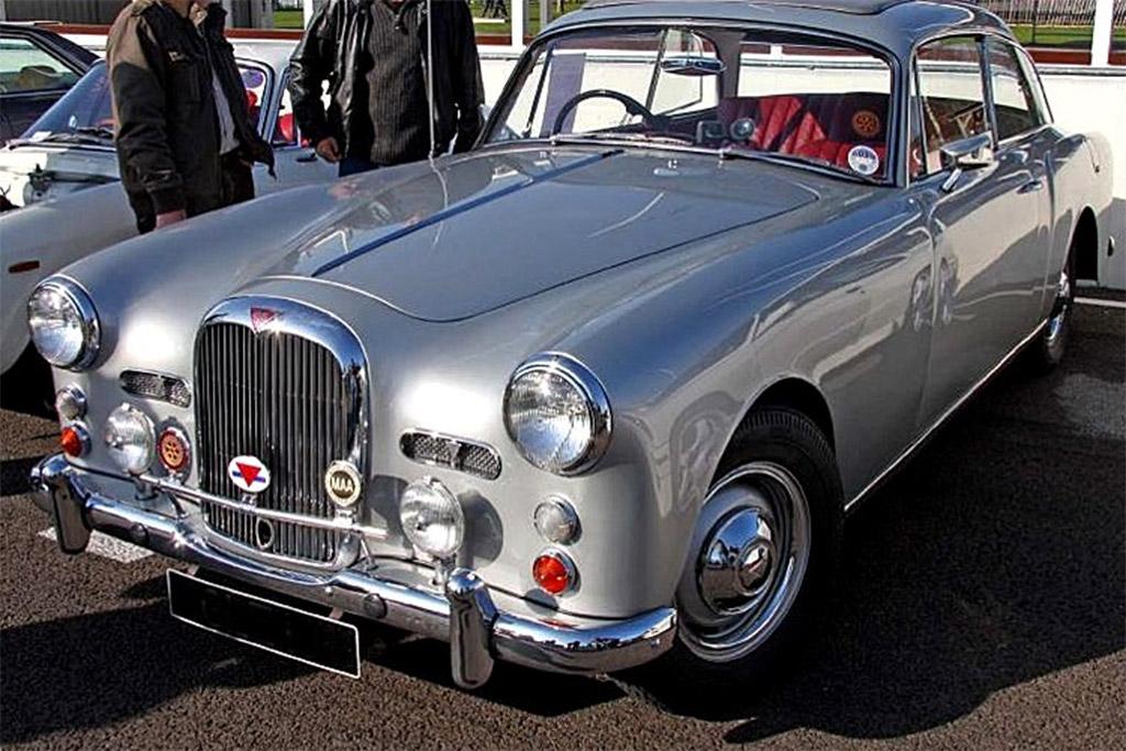 Alvis TD 21 1958