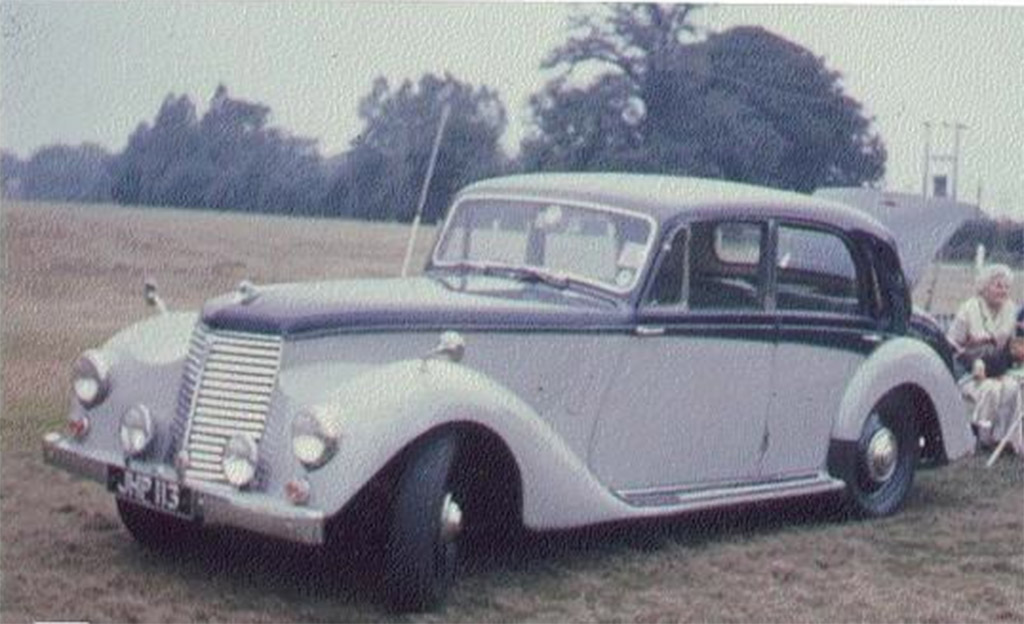 Armstrong Siddeley tempest