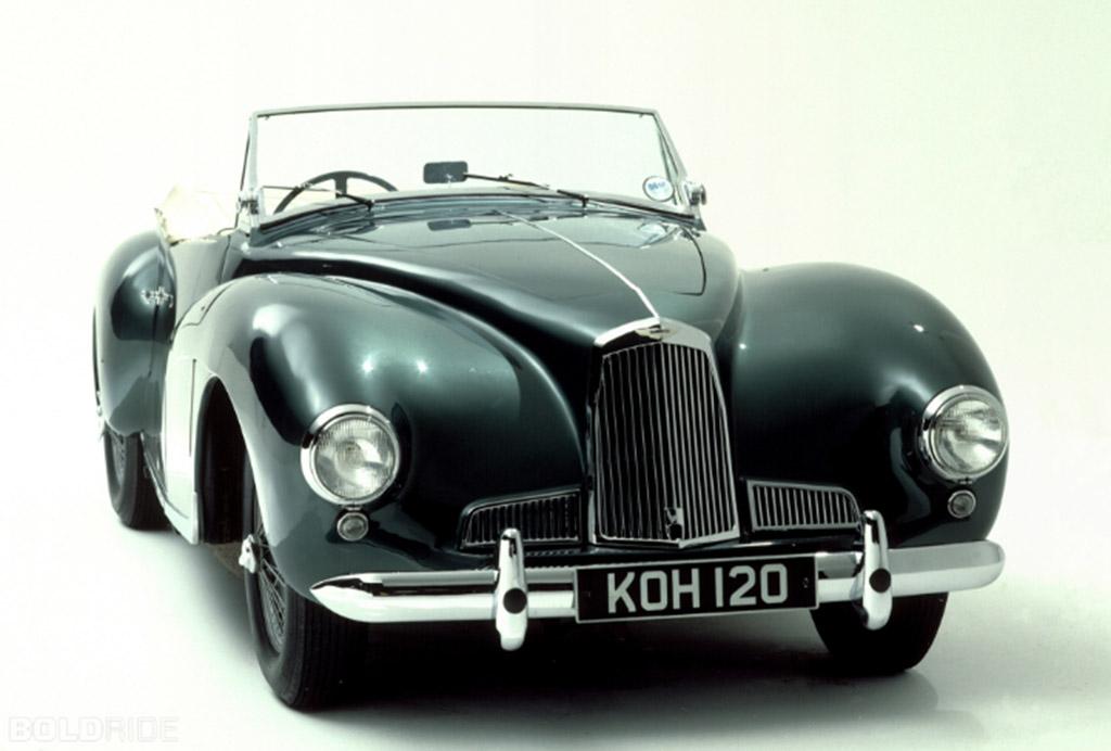 Aston Martin DB1 1950
