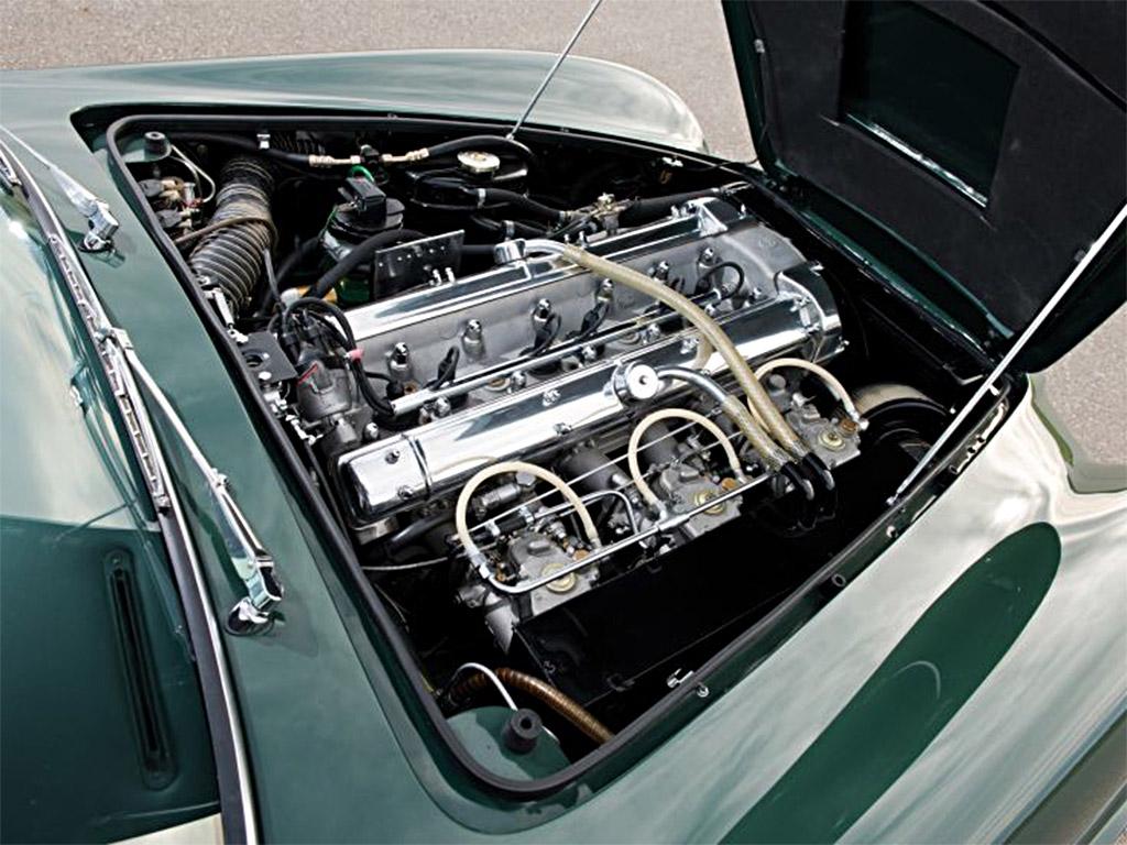 Aston Martin DB6 Vantage 1969 motor