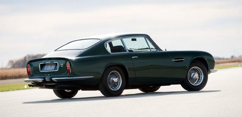 Aston Martin DB6 Vantage 1969