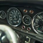 Aston Martin DBS Vantage 1969 klokken