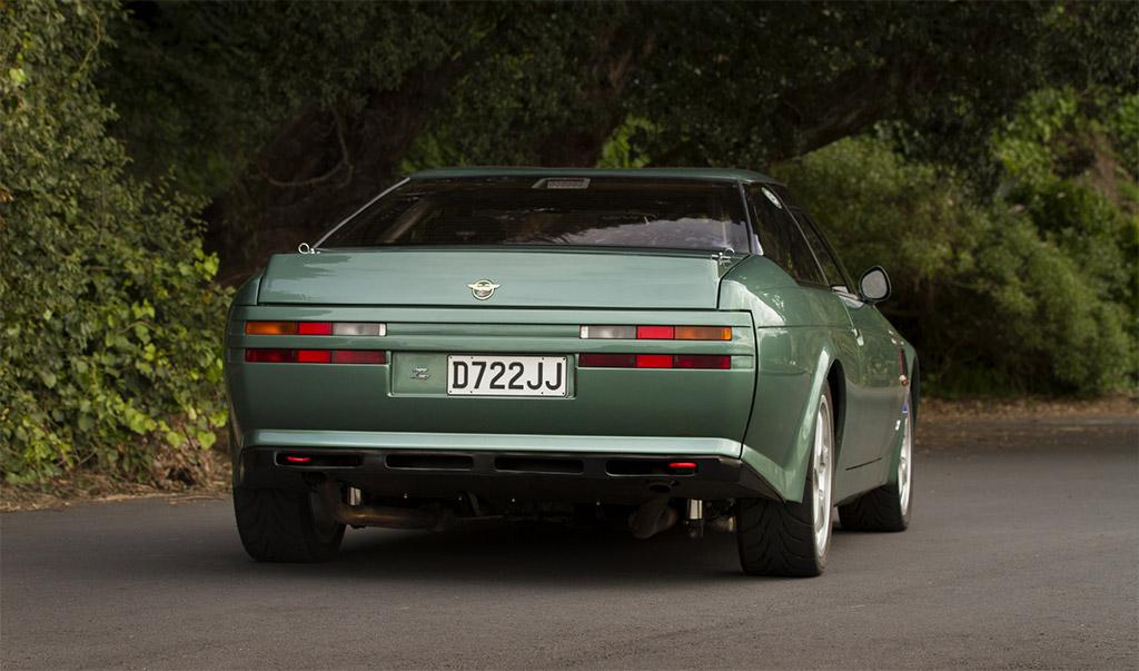 Aston Martin V8 Zagato 1986