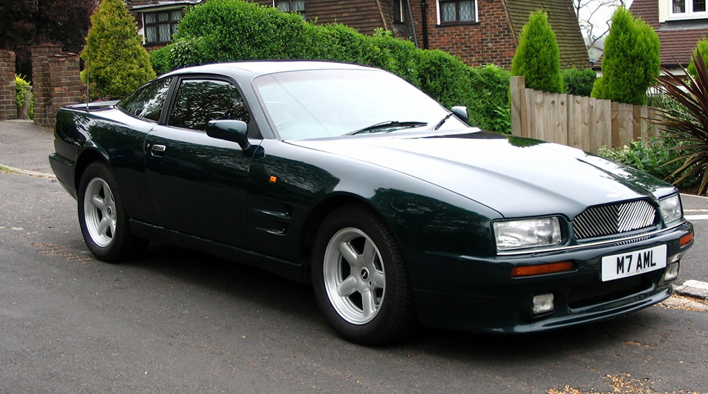 Aston Martin Virage 1990