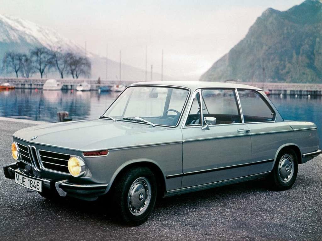 BMW 2002 1968