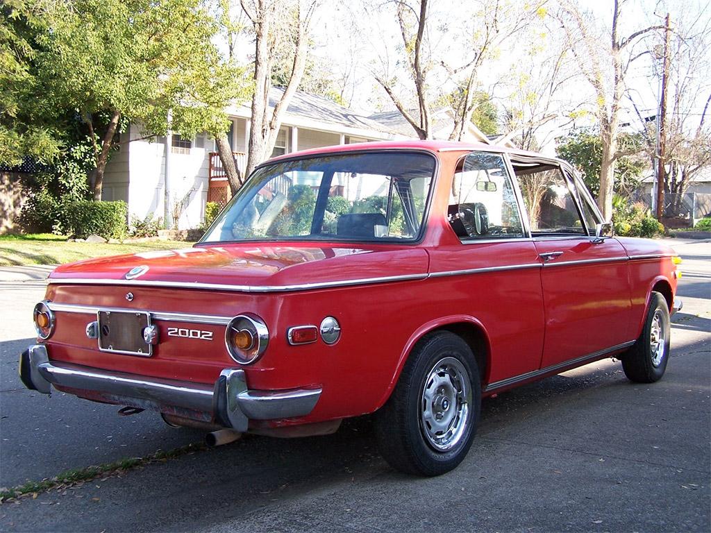 BMW 2002 1970