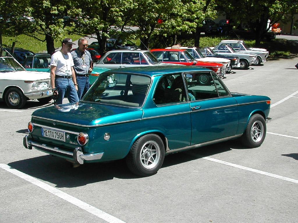 BMW 2002 diana