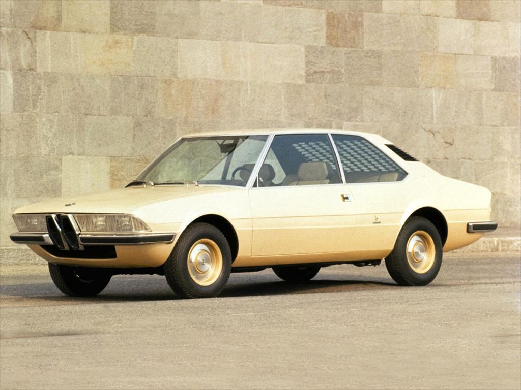 BMW 2200TI