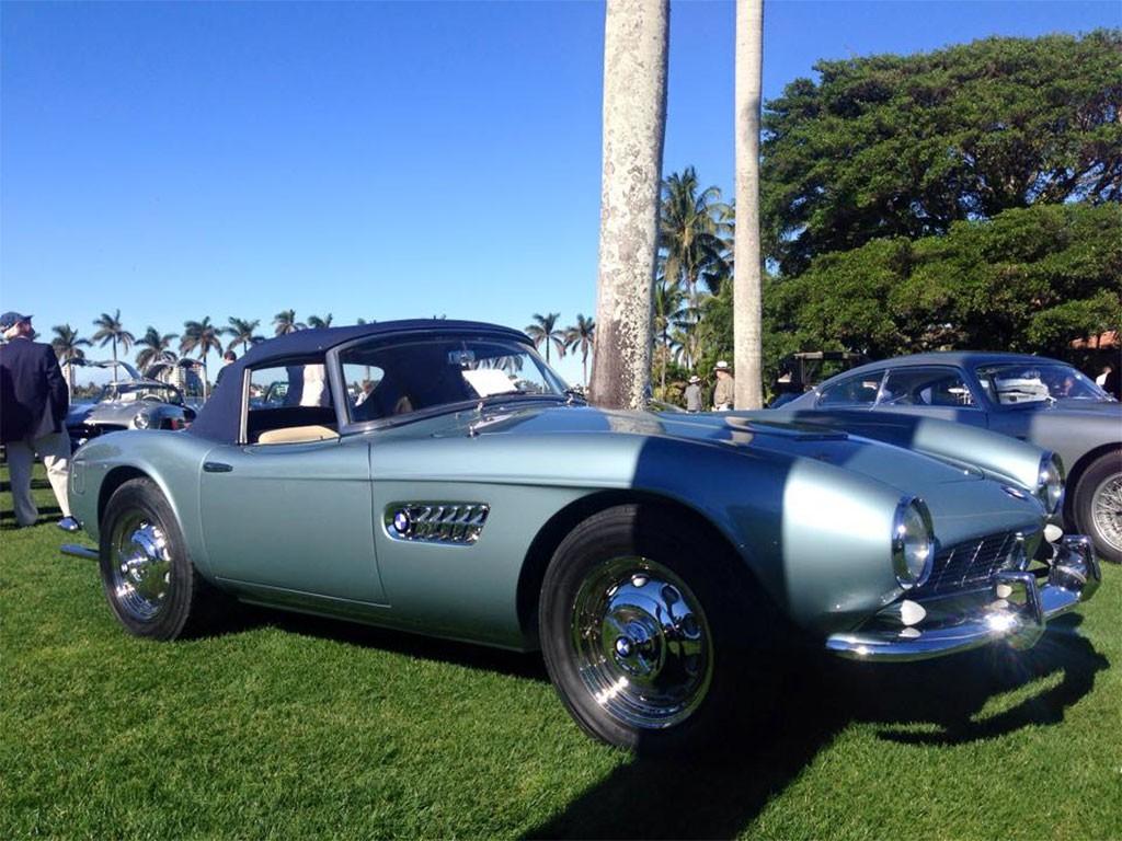BMW 507 1957