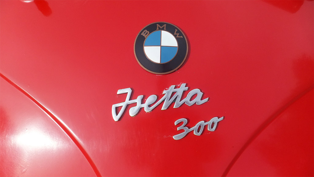BMW Isetta embleem