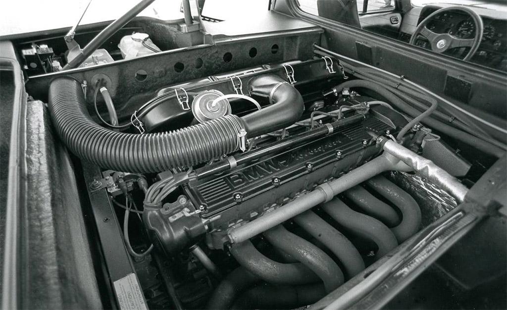 BMW M1 1980 motorblok