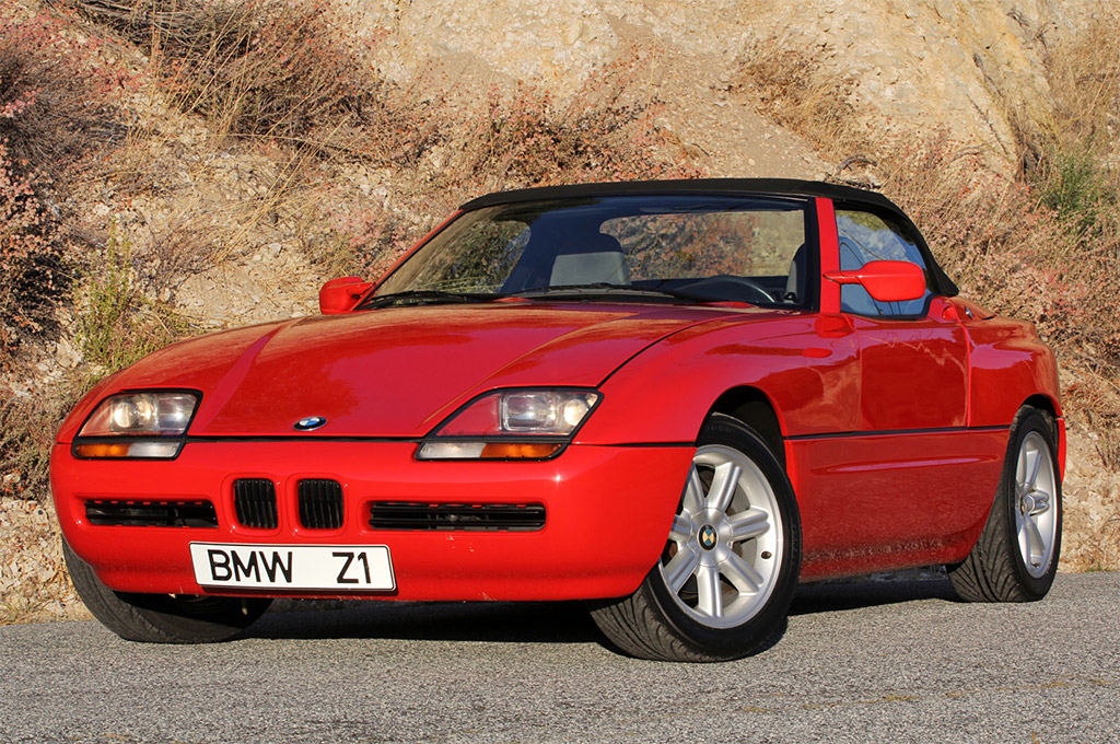 bmw z1 klassiekerweb. Black Bedroom Furniture Sets. Home Design Ideas