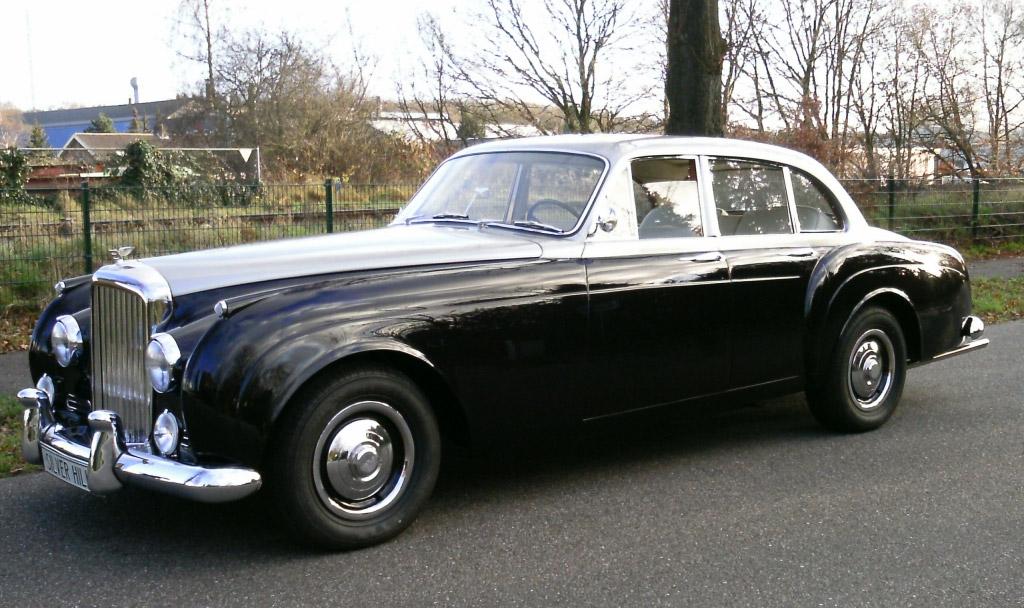 Bentley S1 Continental Mulliner