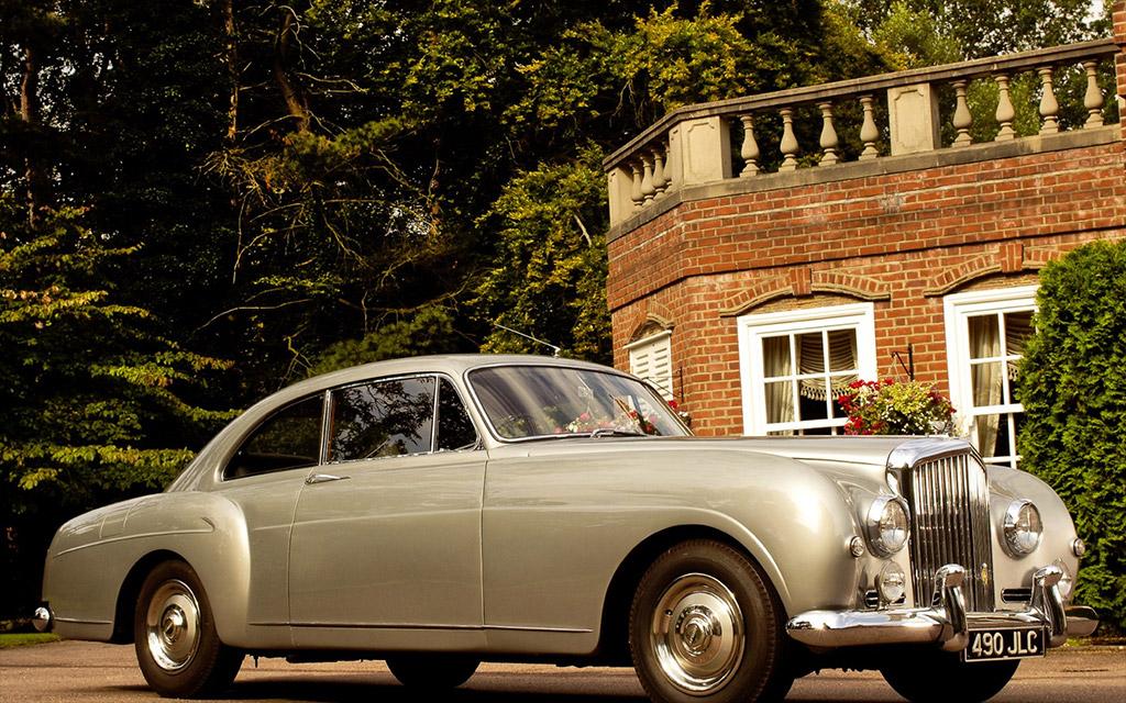 Bentley S Continental Mulliner 1955