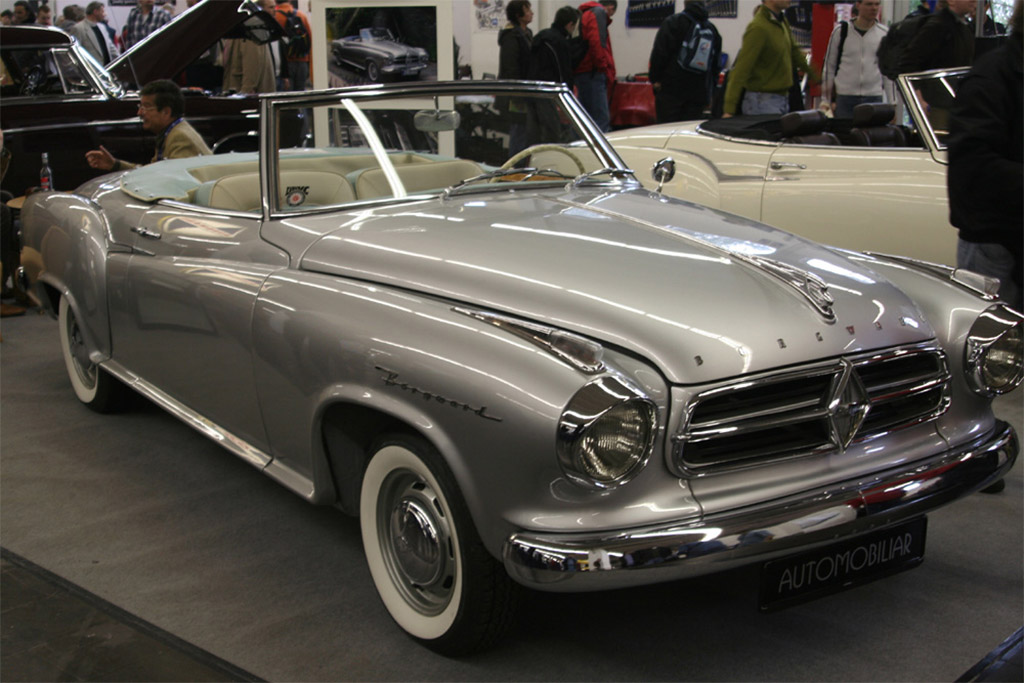 Borgward Isabella 1960