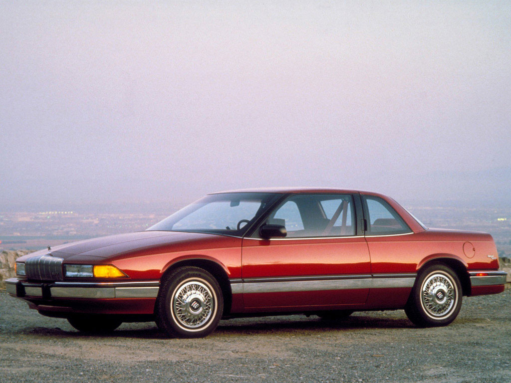 Buick Regal on 1994 Buick Regal 3800 Series V6