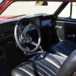 Buick Skylark gran sport interieur 1965