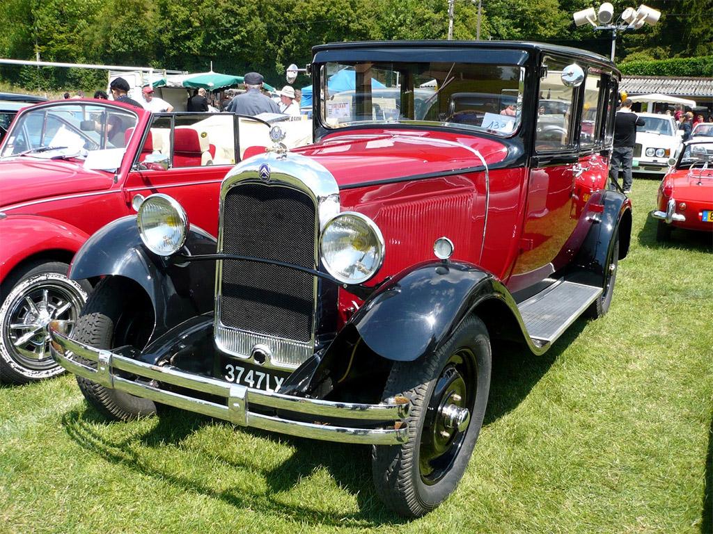 Citro n c 4 klassiekerweb - Vieille voiture decapotable ...