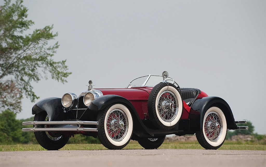 Duesenberg model A speedster 1924