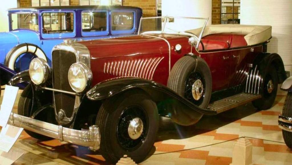 Duesenburg model Y prototype 1927
