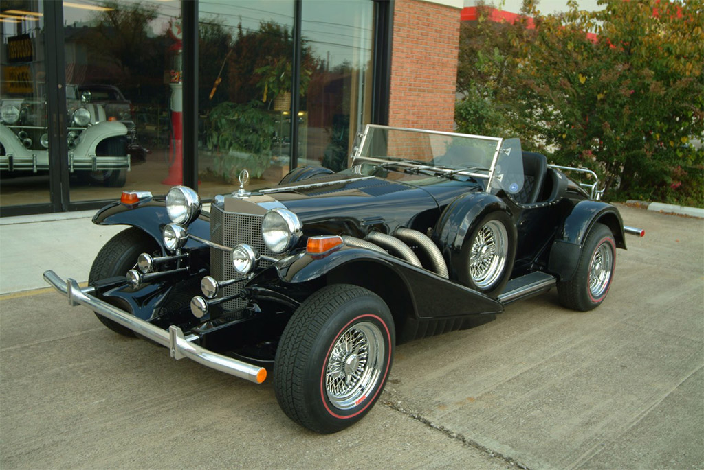 Excalibur Roadster Series III 1979