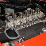 Ferrari 250 GTO 1964 engine