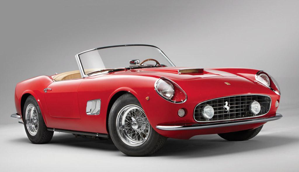 Ferrari 250GT California SWB Spyder 1962