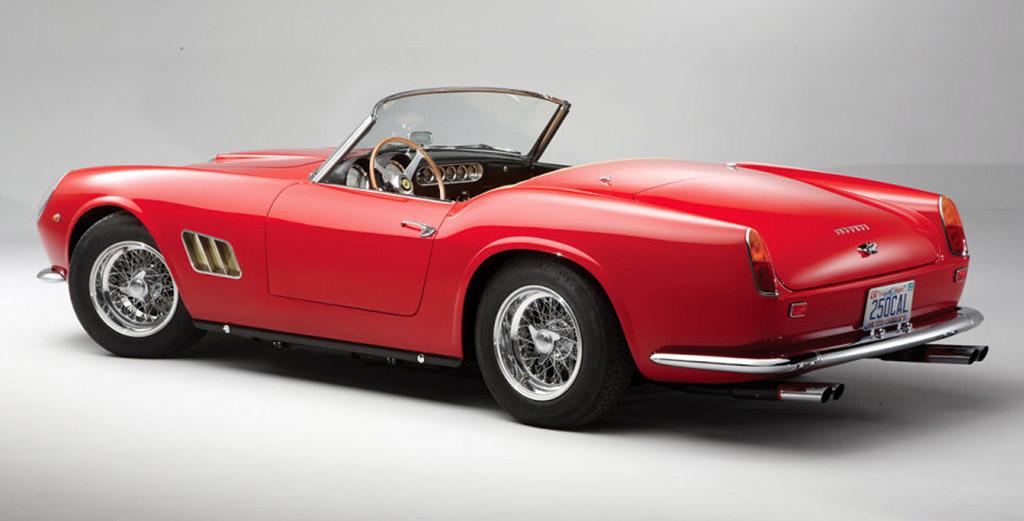 Ferrari 250 GT California SWB Spyder 1962