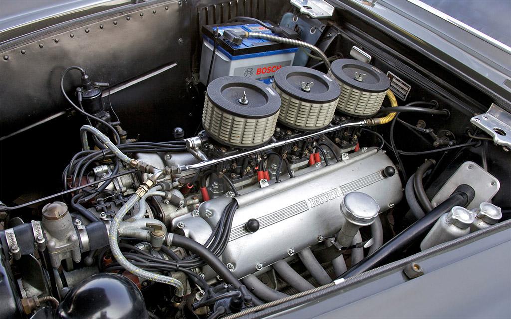Ferrari 250 GT Europa motor