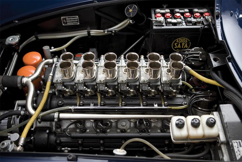 Ferrari 275 motor