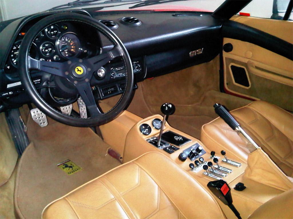 Ferrari 308 klassiekerweb for Interieur ferrari