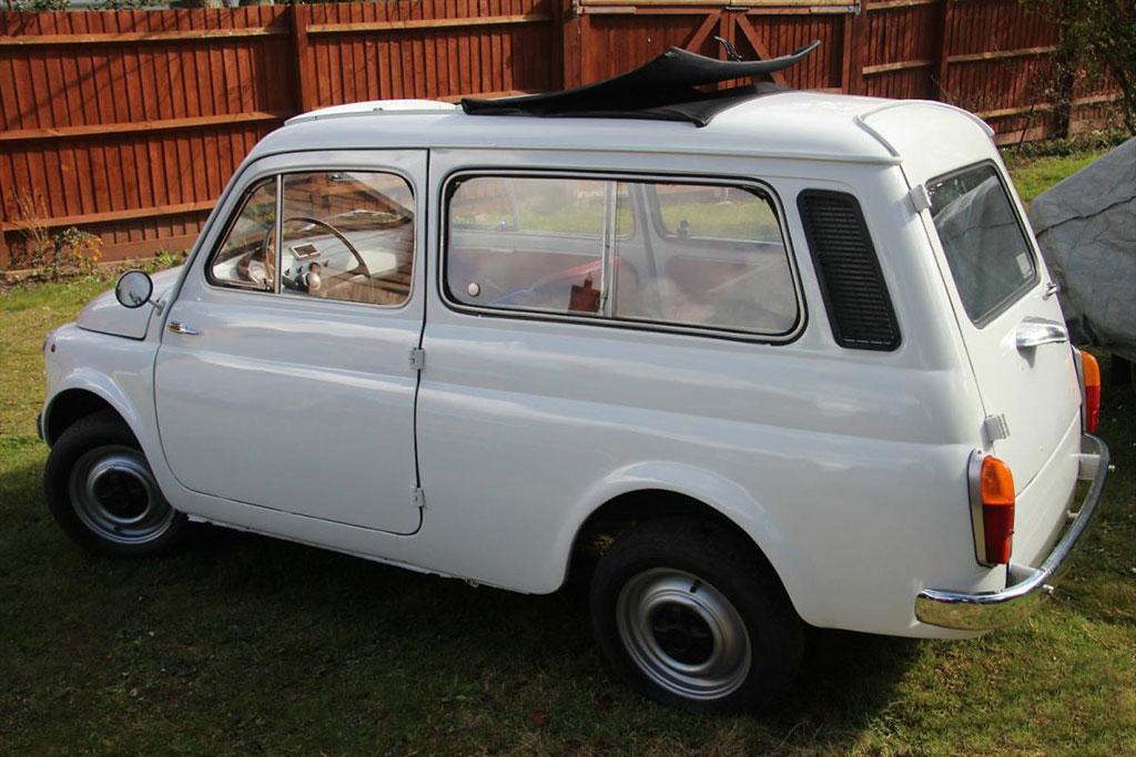 Fiat 500 Klassiekerweb