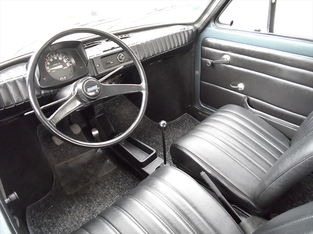 Fiat 126 klassiekerweb for Fiat 500 interieur