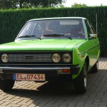 Fiat 131 voorzijde