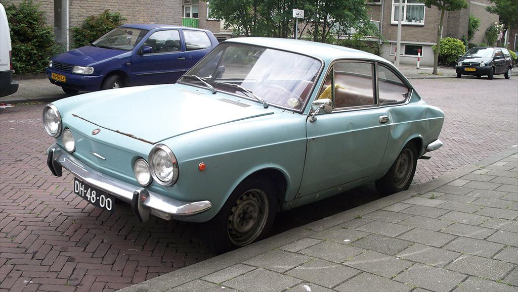 Fiat 850 Klassiekerweb