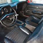 Ford Mustang boss 302 1969 interieur
