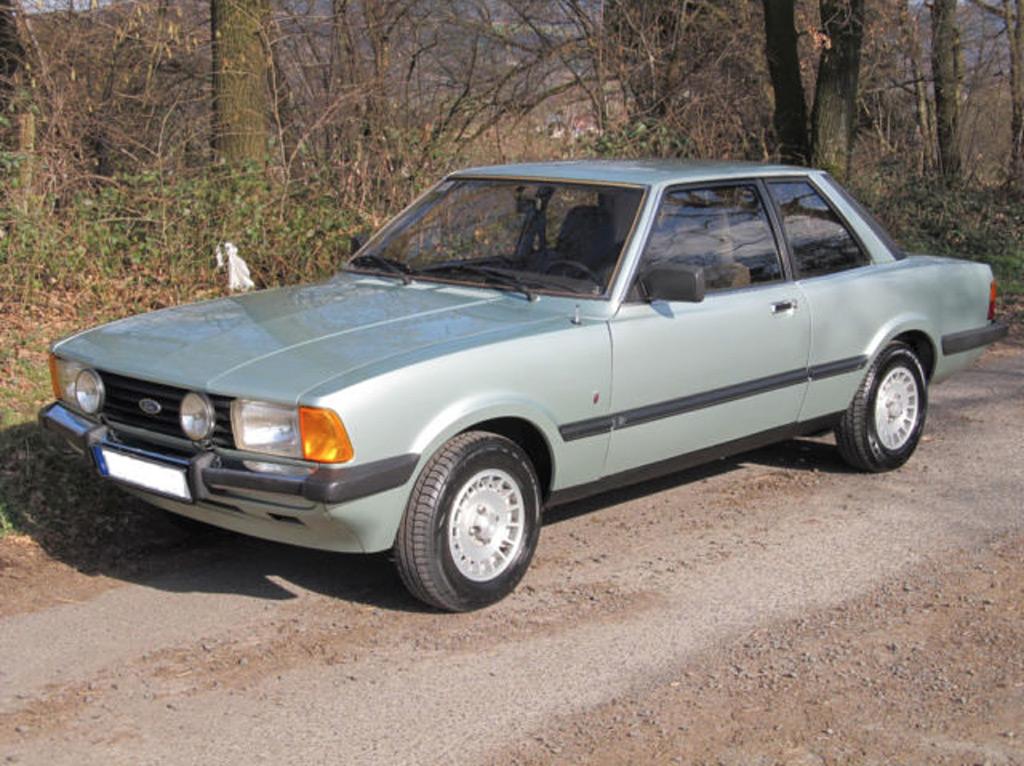 Ford Taunus 1981