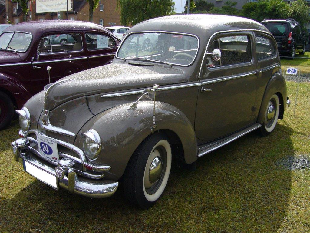 Ford Taunus G93A 1948