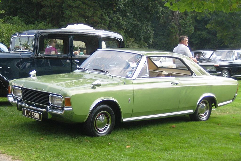 Ford Taunus P7