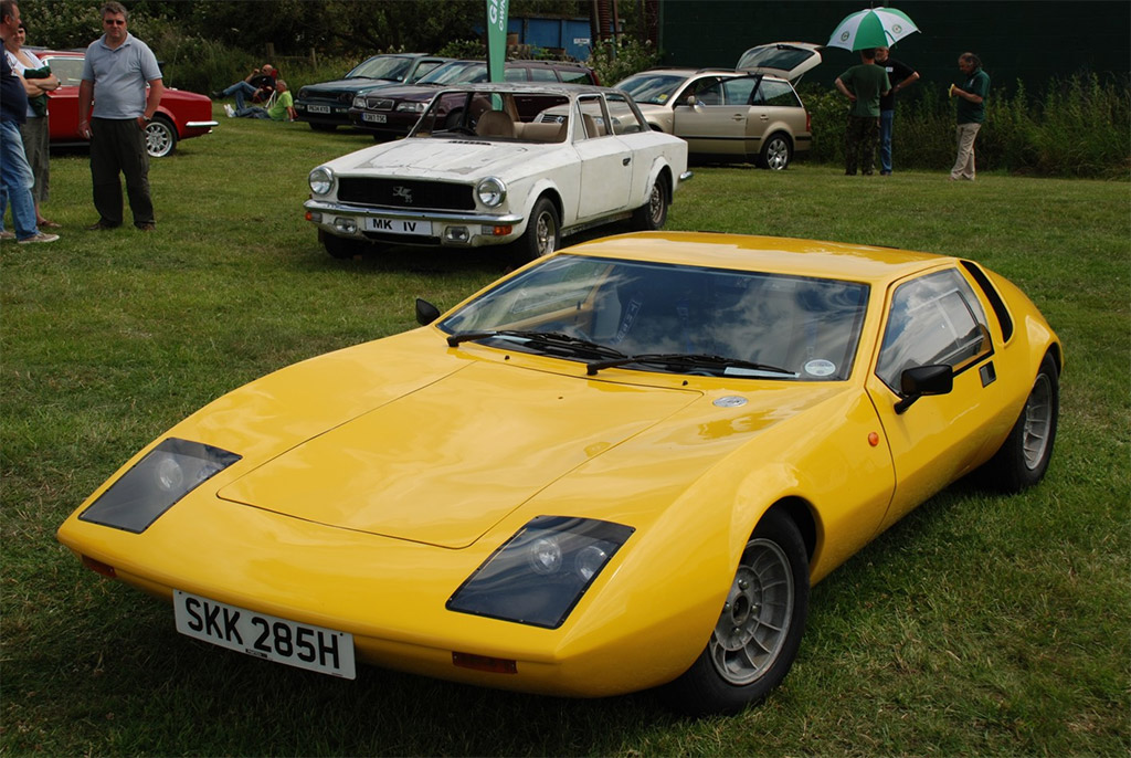 Gilbern T11 Prototype- 1970