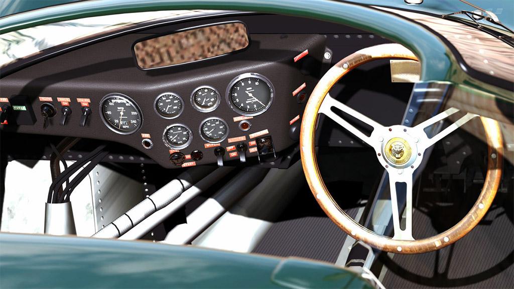 Jaguar XJ13 interieur