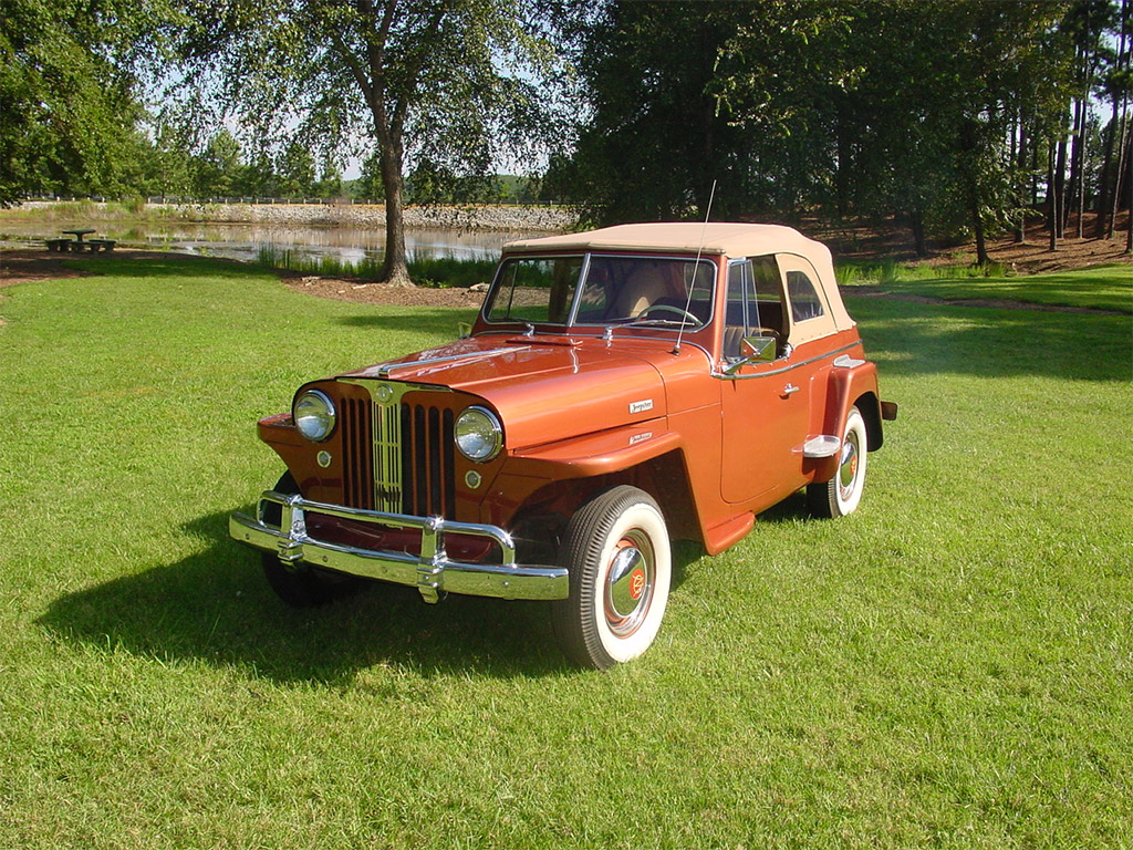 Jeep Jeepster 1949