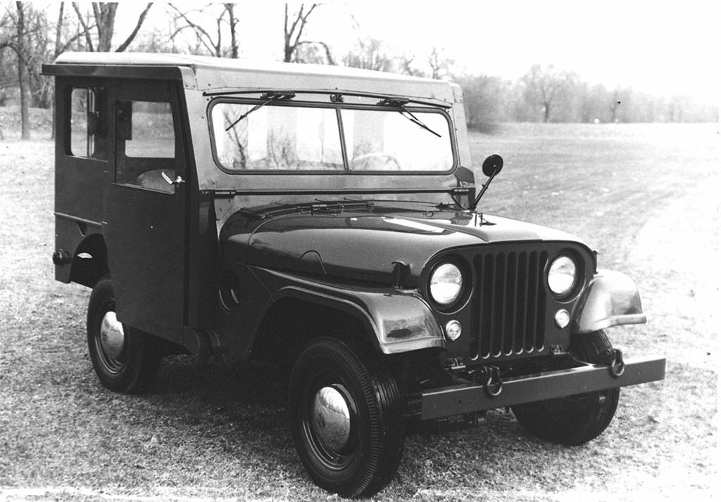 Jeep dispatch 1959