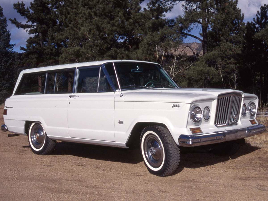 Jeep wagoneer 1964