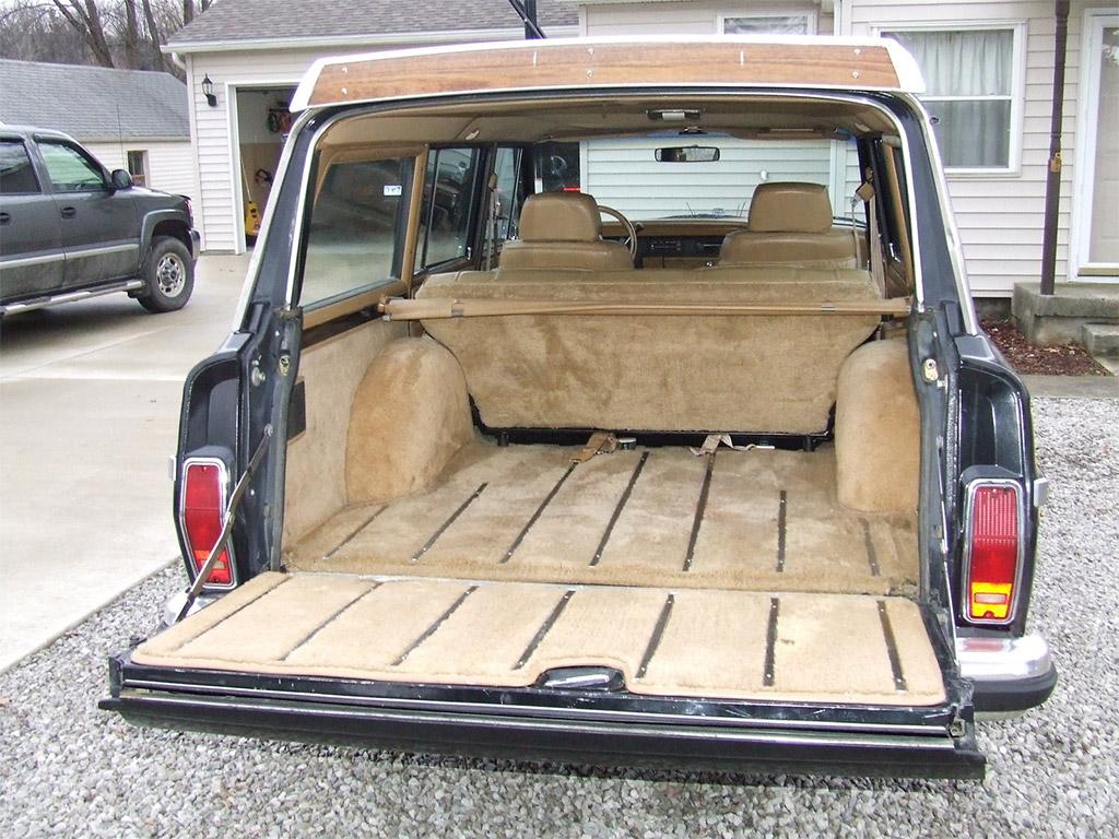 Jeep Wagoneer - Klassiekerweb