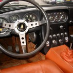 Lamborghini 350GT interieur