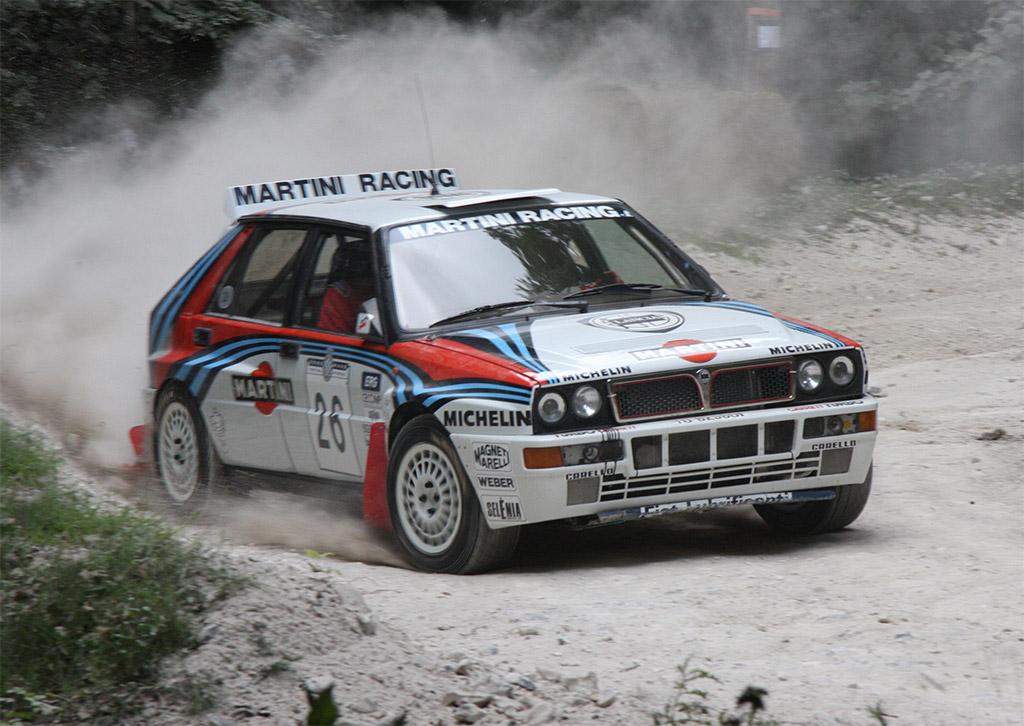 Lancia Delta rally