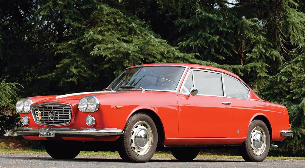 Lancia Flavia coupe 1965