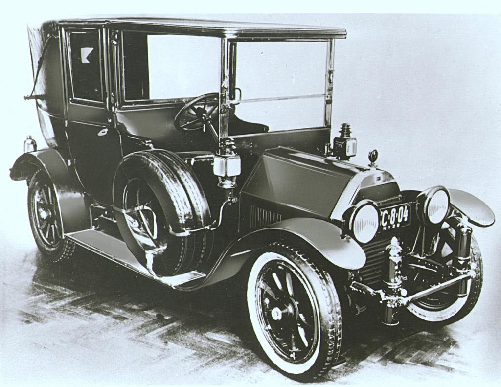 Lancia Gamma 1910